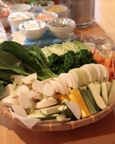 久松農園の野菜たち