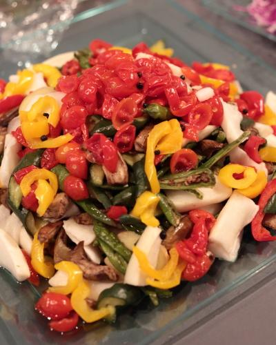きじまさんの干し野菜のピクルス