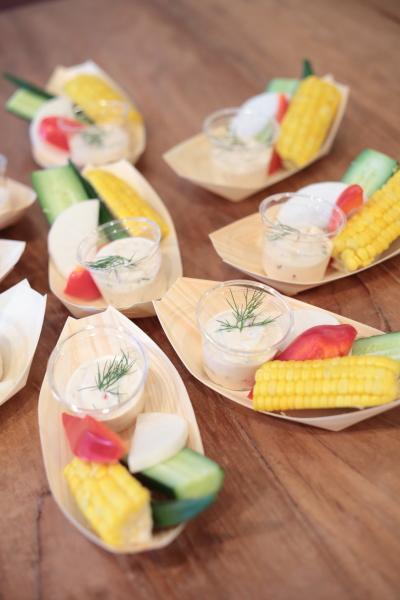 夏野菜のデイップ